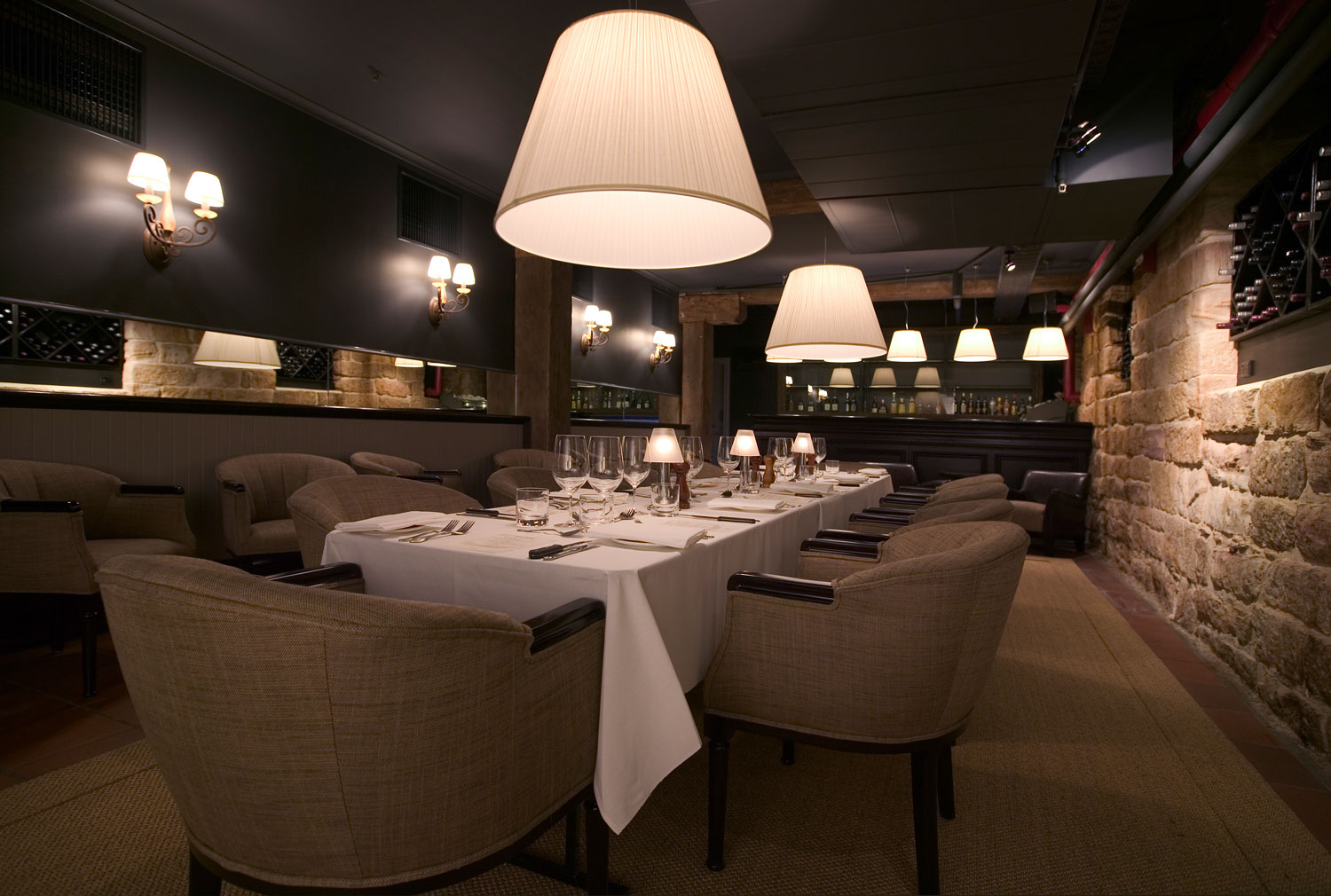 Functions kingsleys cbd steakhouses for Best dining rooms in sydney