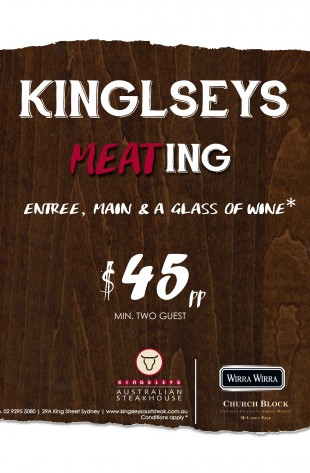 Kingsleys-meating