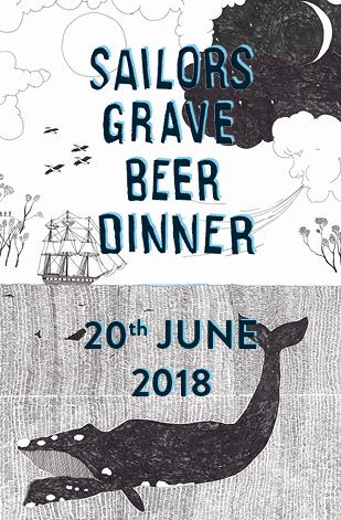 8446 Kingsleys Sailors Grave Beer Dinner Web Banner and Tile3